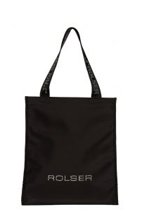 Rolser Joia shopping bag with Swarovski crystal